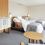 具規模之外國旅館多已提供無障礙設施於房內